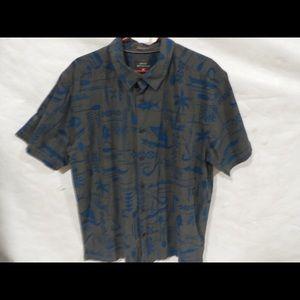 Quiksilver Waterman T-shirt Size: XL